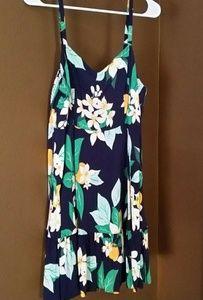 Old Navy citrus print dress